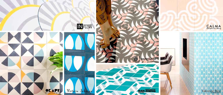 Designer: RAN ZHENG, IN FLOW, PAPPENPOP