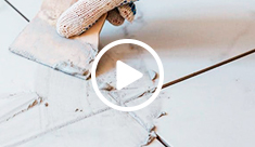 Grouting - video